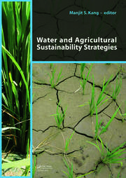 Water & Agricultural Sustainablility Strat - 1st Edition book cover