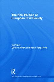 The New Politics of European Civil Society