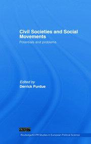 Civil Societies and Social Movements: Potentials and Problems