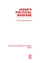 Japan's Political Warfare