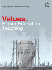 Values in Higher Education Harland - 1st Edition book cover