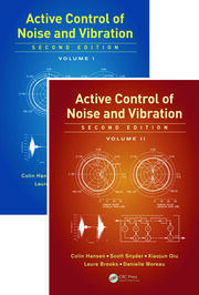Active Control of Noise and Vibration, 2E - 1st Edition book cover