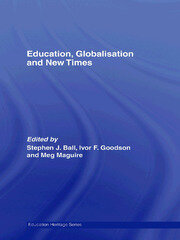 Education, Globalisation and New Times Ball - 1st Edition book cover