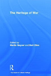 The Heritage of War - 1st Edition book cover