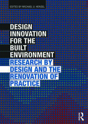 On the emergence of research by design and practice-based research approaches in architectural and urban design