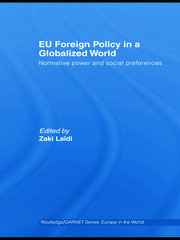 EU Foreign Policy in a Globalized World: Normative power and social preferences