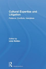 Cultural Expertise and Litigation - 1st Edition book cover