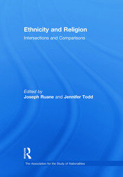 Ethnicity and Religion: Intersections and Comparisons