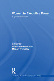Women in Executive Power: A Global Overview