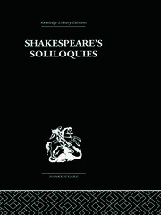 SOLILOQUIES FROM THE TRAGEDIES