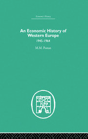 An Economic History of Western Europe 1945-1964