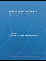 Family in the Middle East: Ideational Change in Egypt, Iran and Tunisia