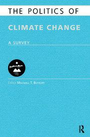 The Politics of Climate Change: A Survey