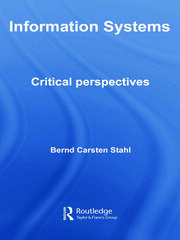 Information Systems: Critical Perspectives
