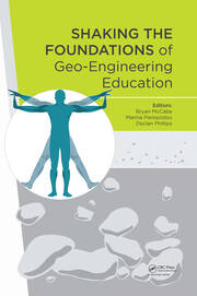 Shaking the Foundations of Geo-engineering Education