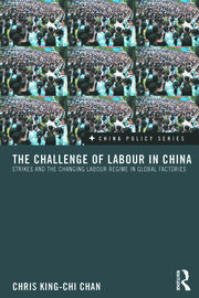 Labour conflict in Shenzhen: A historical review