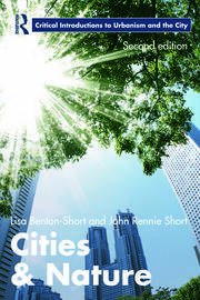 CITIES & NATURE - 1st Edition book cover