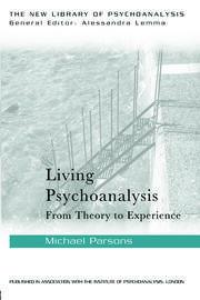Living Psychoanalysis