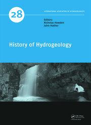 History of Hydrogeology