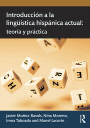 Featured Title - Intro to Spanish Linguistics - 1st Edition book cover
