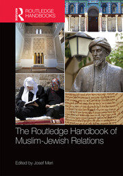 Featured Title - HB Muslim Jewish Relations - 1st Edition book cover