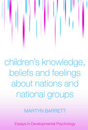 Children's Knowledge, Beliefs and Feelings about Nations and National Groups