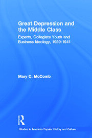Why Are We Here? How Do We Sell It?: Life on Campus, 1930–1934