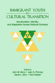Immigrant Youth in Cultural Transition