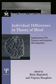Individual Differences in Theory of Mind: Implications for Typical and Atypical Development