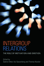 Intergroup Relations: The Role of Motivation and Emotion (A Festschrift for Amélie Mummendey)