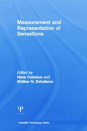 Measurement and Representation of Sensations