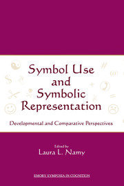 Symbol Use and Symbolic Representation: Developmental and Comparative Perspectives