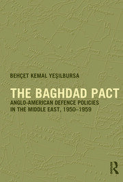 The Baghdad Pact: Anglo-American Defence Policies in the Middle East, 1950-59