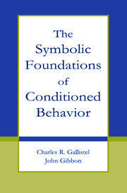The Symbolic Foundations of Conditioned Behavior