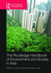 Routledge Handbook Environment & Society Asia- Harris & Lang - 1st Edition book cover