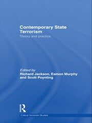 Contemporary State Terrorism: Theory and Practice