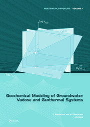 Geochemical Modeling of Groundwater, Vadose and Geothermal Systems
