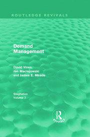Demand Management (Routledge Revivals): Stagflation - Volume 2