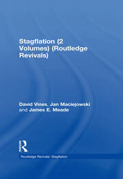 Stagflation (2 Volumes) (Routledge Revivals)