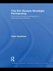Establishing the baseline: Negotiating the Partnership and Cooperation Agreement, 1992–94