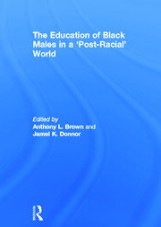Education Black Males Brown Donnor - 1st Edition book cover