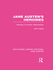 Routledge Library Editions: Jane Austen