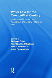 PBdirect Water Law for the 21st Century; Cullet - 1st Edition book cover