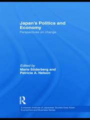 Japan's Politics and Economy: Perspectives on change