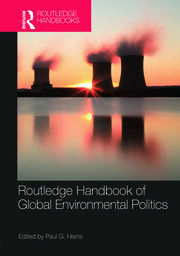 Featured Title - Routledge Handbook of Global Environmental Politics NIP - 1st Edition book cover