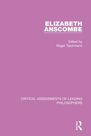 Elizabeth Anscombe, 4-vol. set