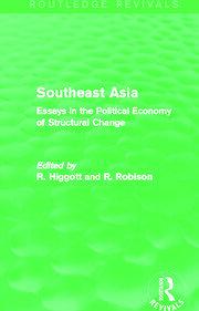 Southeast Asia (Routledge Revivals)