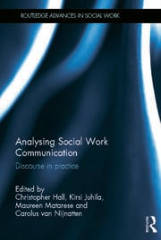 Analysing Social Work Communication: Discourse in Practice