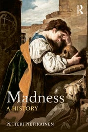 Madness: A History - 1st Edition book cover