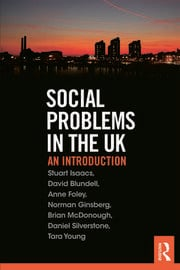 Featured Title - Social Problems in the UK - Foley et al - 1st Edition book cover